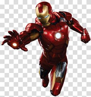 Ilustrasi Iron Man, Iron Man Black Widow Thor Captain America Black Panther, Iron Man Flying Background png