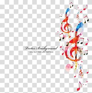 Catatan musik, latar belakang catatan musik, latar belakang catatan musik png