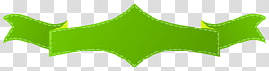ilustrasi label hijau, Logo Produk Font Hijau, Green Art Banner PNG clipart