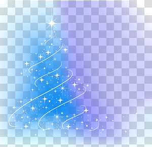 Holiday tree, Christmas tree Light Tahun baru dekorasi Natal, Abstrak Christmas tree light png