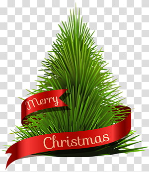 Ilustrasi bertema Merry Christmas, pohon Natal Santa Claus, Pohon Natal Merry PNG clipart