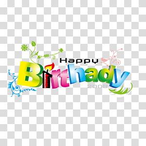 Selamat Ulang Tahun untuk Anda Font, warna bahasa Inggris kata seni Selamat Ulang Tahun, 2008 ilustrasi Selamat Ulang Tahun png