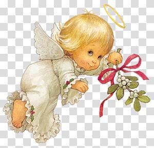 Malaikat Kerub, Malaikat Natal Lucu Gratis, ilustrasi kerub Malaikat png