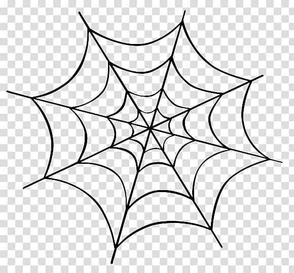 ilustrasi web laba-laba, Spider web, Halloween Spider Background png