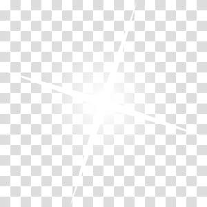 Bintang bersinar putih png
