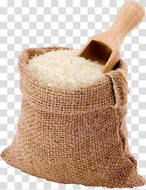 karung beras, Karung Kopi Karung Gabah Masakan Yunani, Beras png