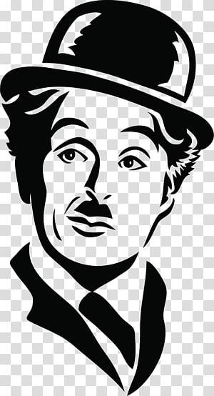 Ilustrasi Charlie Chaplin, Charlie Chaplin Komedian The Tramp Film, Komedian, Charlie Chaplin png