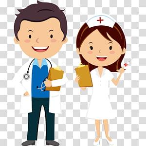 Gambar Kedokteran Dokter, Dokter, dokter pria dan wanita png