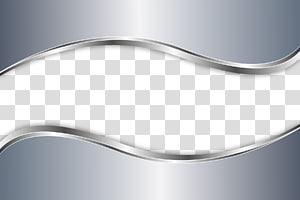 Merek, latar belakang garis logam png