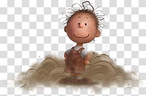 Charlie Brown, Pena Babi Charlie Brown Lucy van Pelt Linus van Pelt Snoopy, kacang tanah png