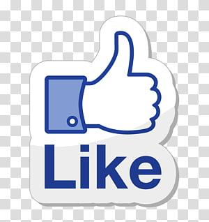 Ikon seperti Facebook, pemasaran media sosial Suka tombol Facebook Pengiklanan jaringan sosial, suka png