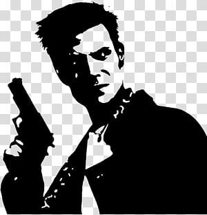 Max Payne 2: Jatuhnya Max Payne Max Payne 3 PlayStation 2 Video game, Max Payne PNG clipart