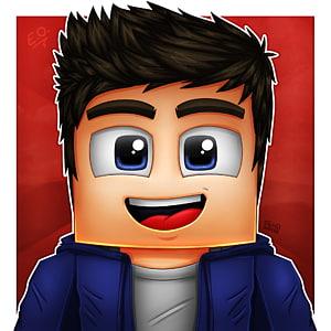 pria yang mengenakan ilustrasi jaket biru, Minecraft Avatar Menggambar Video game YouTube, avatar png