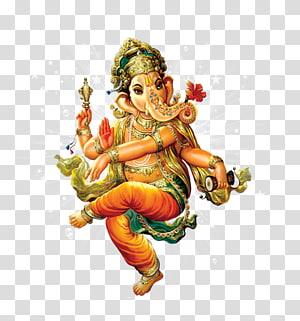 Ilustrasi Ganesha, Ganesha Sri, Sri Ganesh png