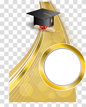 Wisuda, topi akademik, sertifikat, kelulusan screengrab png