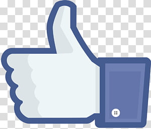 Seperti emotikon, Facebook suka tombol Iklan media sosial, Jempol ke atas png