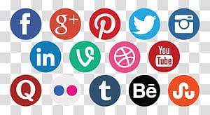 aplikasi media sosial i, Ikon pemasaran media sosial, Pic Ikon Sosial png