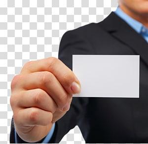 pria memegang kartu putih, Pemasaran Digital Layanan Manajemen Bisnis, Memegang pria kartu bisnis papan tulis png