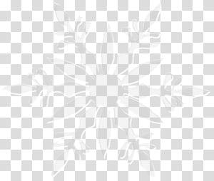 Pola Titik Sudut Garis Simetri, Kepingan Salju, karya seni kepingan salju abu-abu png
