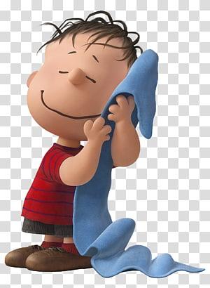 Charlie Brown, Linus van Pelt. Charlie Brown Sally Snoopy. Lucy van Pelt, Linus The Peanuts, Kartun Film png