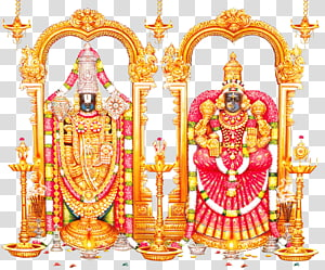 Dewa Hindu, Kuil Krishna Tirumala Venkateswara Shiva Ganesha, venkateswara png