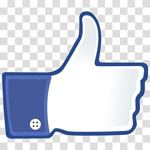 seperti ikon, Facebook Media sosial Tombol suka Sinyal jempol, suka png