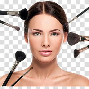 wajah wanita, Model Rias Rias Kosmetik Model, model Rias PNG clipart