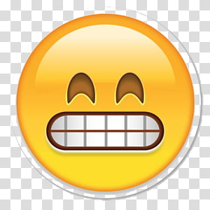 Emoji Emoticon Smiley WhatsApp, Emoji Face File, tersenyum emoticon png