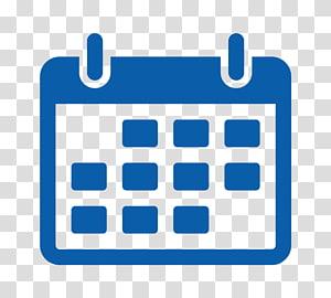 file biru dan abu-abu, Agenda Kalender Ikon Komputer, ikon kalender PNG clipart