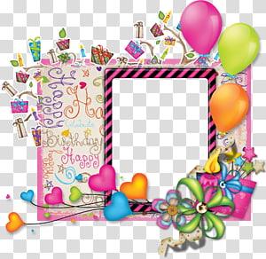 Batas Ulang Tahun Happu, bingkai kue Ulang Tahun, Bingkai Ulang Tahun png
