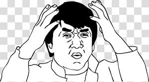 Jackie Chan, Jackie Chan The Karate Kid Internet meme Know Your Meme, jackie chan png