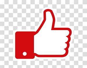 seperti ikon, YouTube Facebook suka tombol Blog, youtube png