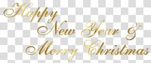 Natal Tahun Baru, Emas Selamat Tahun Baru, dan Teks Natal Merry, latar belakang cokelat dengan hamparan teks png
