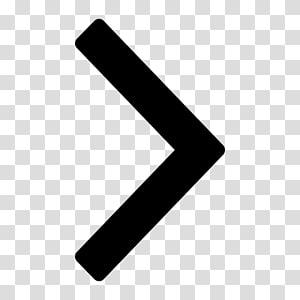 Ikon Tombol Panah, Latar Belakang Panah Kanan png