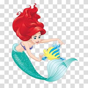 Disney Ariel, Ariel The Little Mermaid Minnie Mouse Rapunzel The Prince, Mermaid png