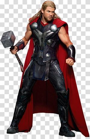 Marvel Avengers Thor, Thor Clint Barton Hulk Captain America Iron Man, Thor png