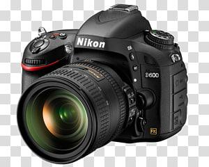 Nikon D610 Nikon D600 Digital SLR Kamera refleks lensa tunggal, camara fotografica png