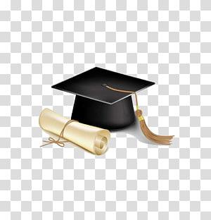 papan akademik, upacara Wisuda Mahasiswa Topi akademik persegi, Graduate Diploma University, Sarjana cap dan diploma png