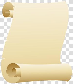 ilustrasi gulir putih, Gulir Kertas, Gulir png