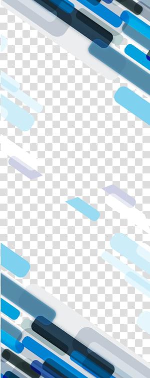 Desain grafis, Naungan biru png