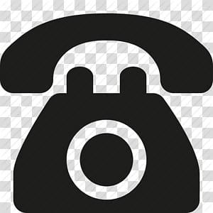 Ikon Komputer Telepon Telepon Seluler, Ikon Telepon Tua, Telepon, Ikon Telepon, logo telepon ungu dan hitam png