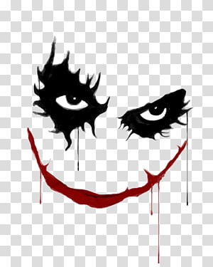 Ilustrasi Joker mata dan mulut, Joker Harley Quinn iPhone Desktop Batman, joker png