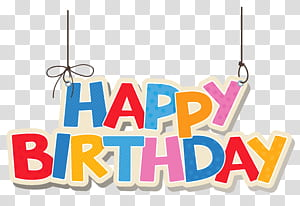 Kue ulang tahun, Hanging Colorful Selamat Ulang Tahun, ilustrasi Selamat Ulang Tahun png