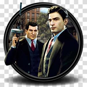 Perekrut pria pekerja kerah putih, Mafia 2 4, pria yang memegang senapan png