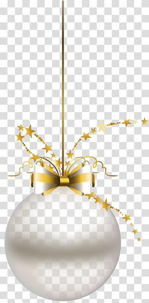 Dekorasi perhiasan Natal, hiasan Natal pohon Natal, Bola Natal png