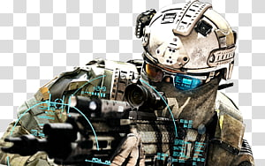 Tom Clancy \ 's Ghost Recon: Prajurit Masa Depan Tom Clancy \' s Ghost Recon Wildlands PlayStation 3 Xbox 360 Video game, tom clancys ghost pengintaian png