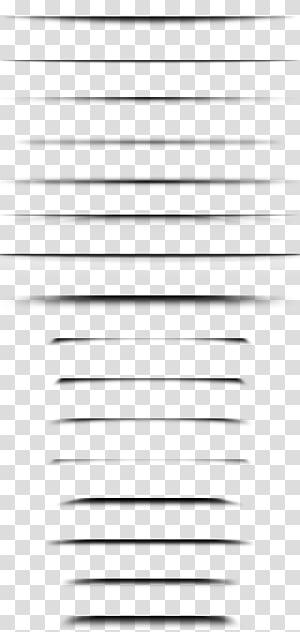 Ikon hitam dan putih, garis-garis Gradien dapat disetel ke sikat png