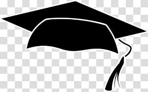 Topi akademik persegi Upacara Wisuda Gaun Akademik Diploma, topi kelulusan png