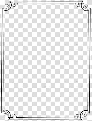 Pola, File Bingkai Perbatasan Antik, bingkai abu-abu dan hitam png