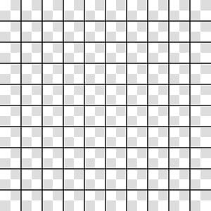 Nomor Desimal Matematika Rectangle Square, kisi hitam dan putih png